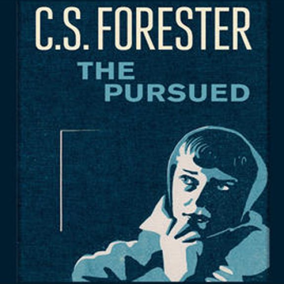 The Pursued book cover