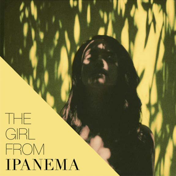 The Girl From Ipanema record cover