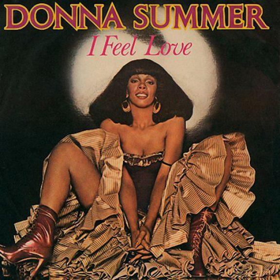 Donna Summer - I Fell Love