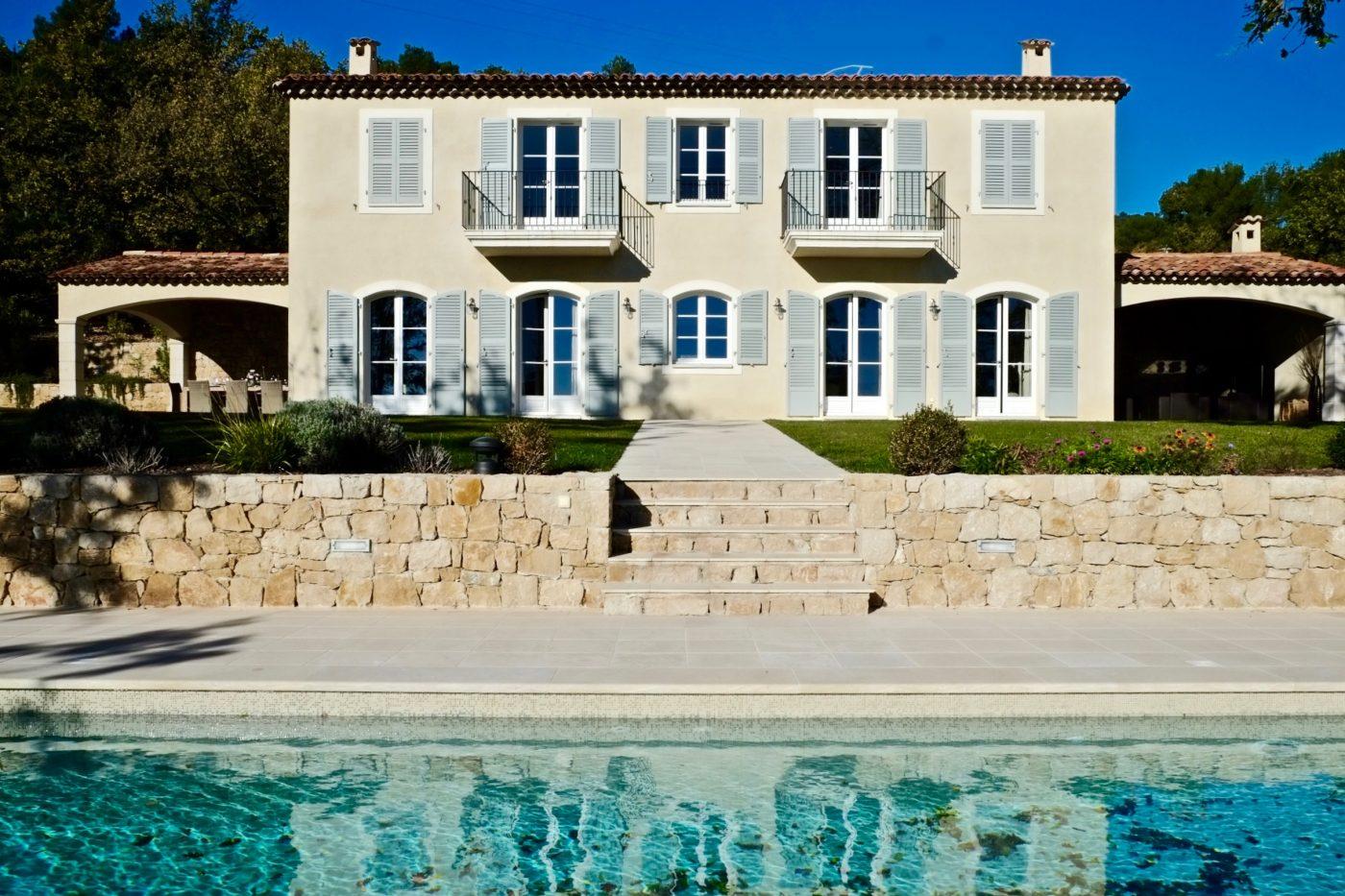 Maison De Fayence A Beautiful Villa In Provence France To Sleep