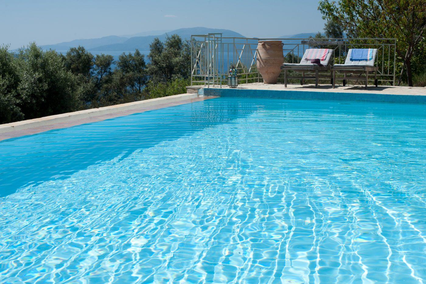 Kalokairi A Luxury Villa In Lefkada Greece To Sleep 10