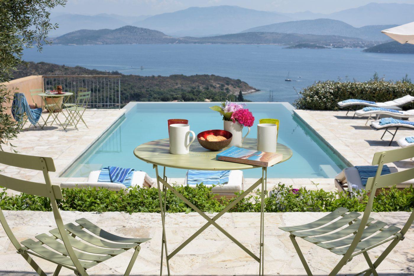 The Orange Tree A Stunning Villa In Corfu Greece To