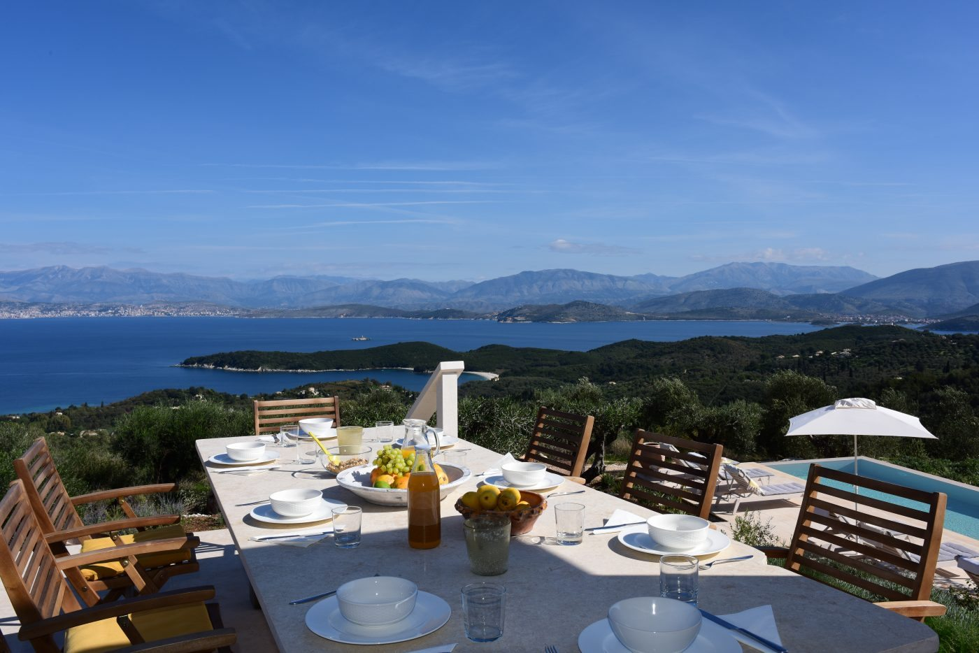 Lemon Tree House A Luxury Villa In Corfu Greece To