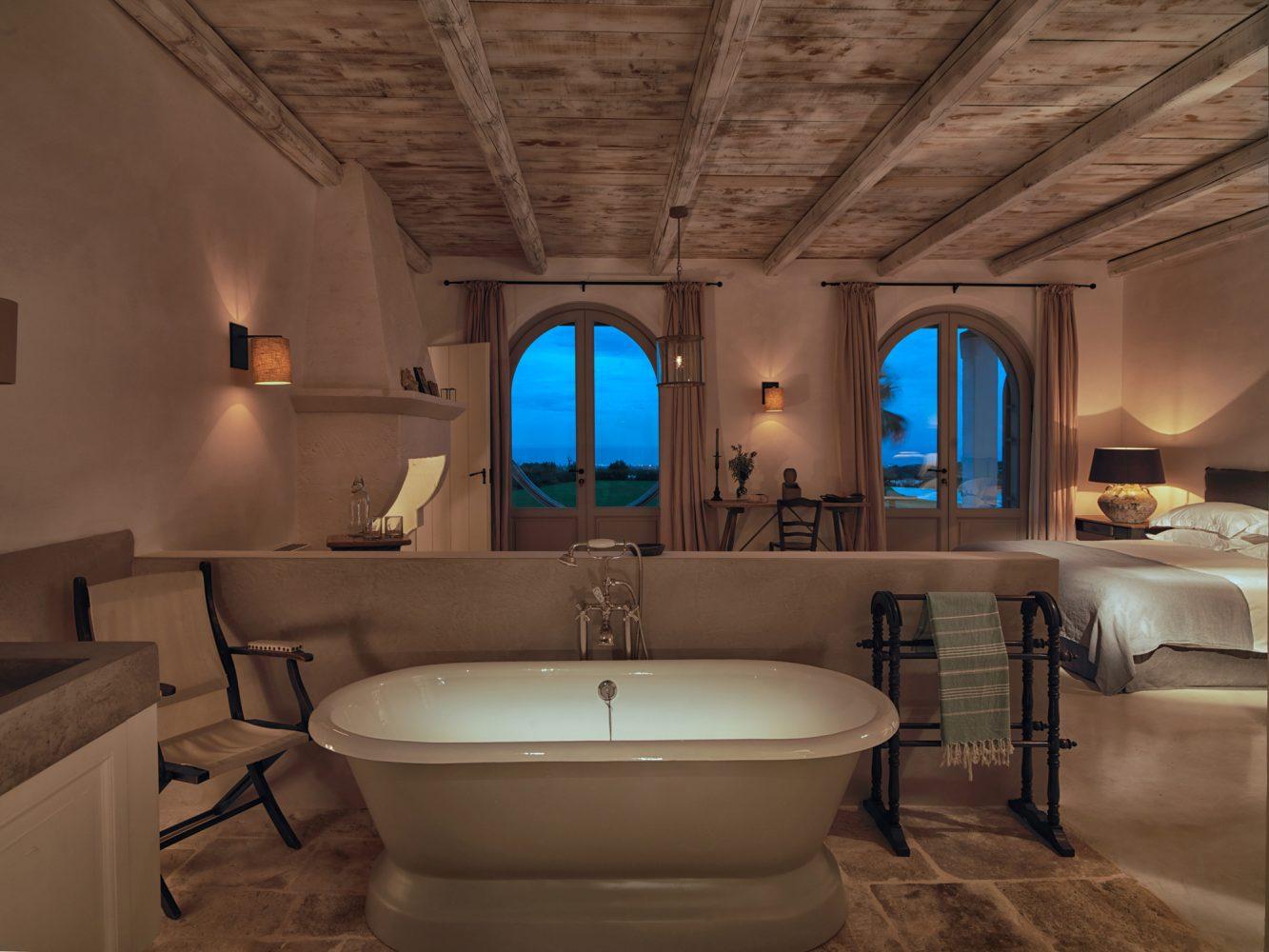 abbastanza Maseria Petrarolo, a breathtaking luxury villa in Puglia, Italy KO34