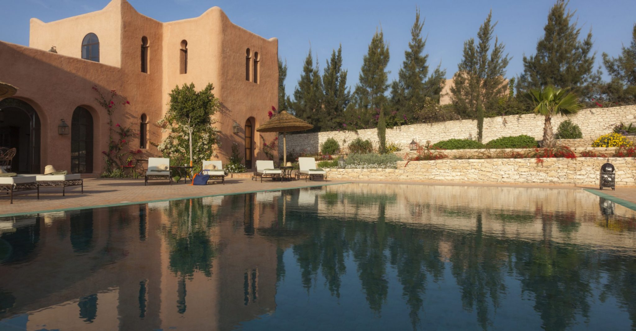 Villa Basmah A Glorious Luxury Villa In Essaouira Morocco