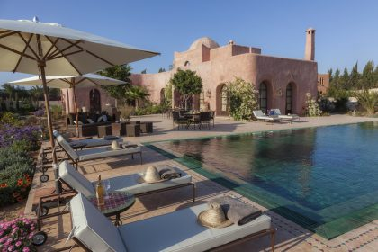 Villa basmah a glorious luxury villa in essaouira morocco for Jardin villa maroc