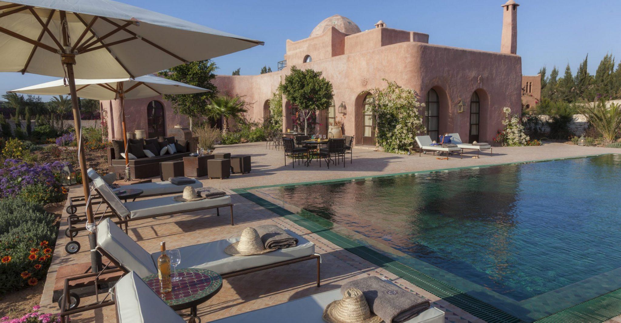 Villa Primera A Gorgeous Luxury Villa In Essaouira Morocco