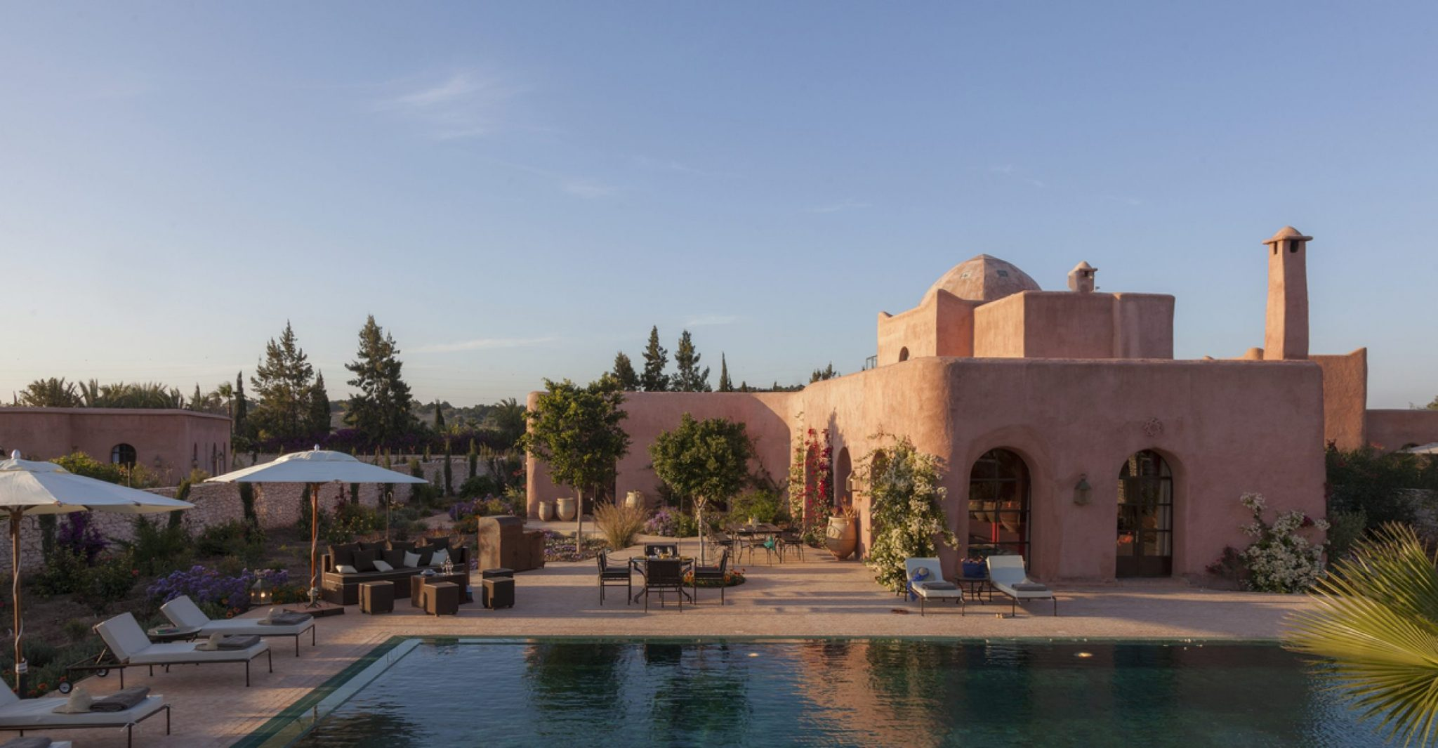 Villa primera a gorgeous luxury villa in essaouira morocco - Les jardins de villa maroc essaouira ...