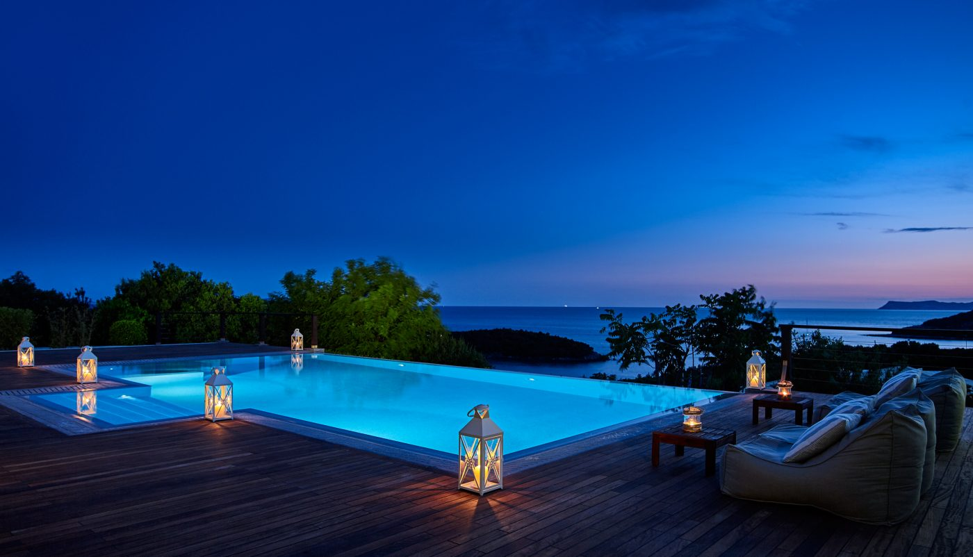 Island View A Gorgeous Luxury Villa In Greece To Sleep