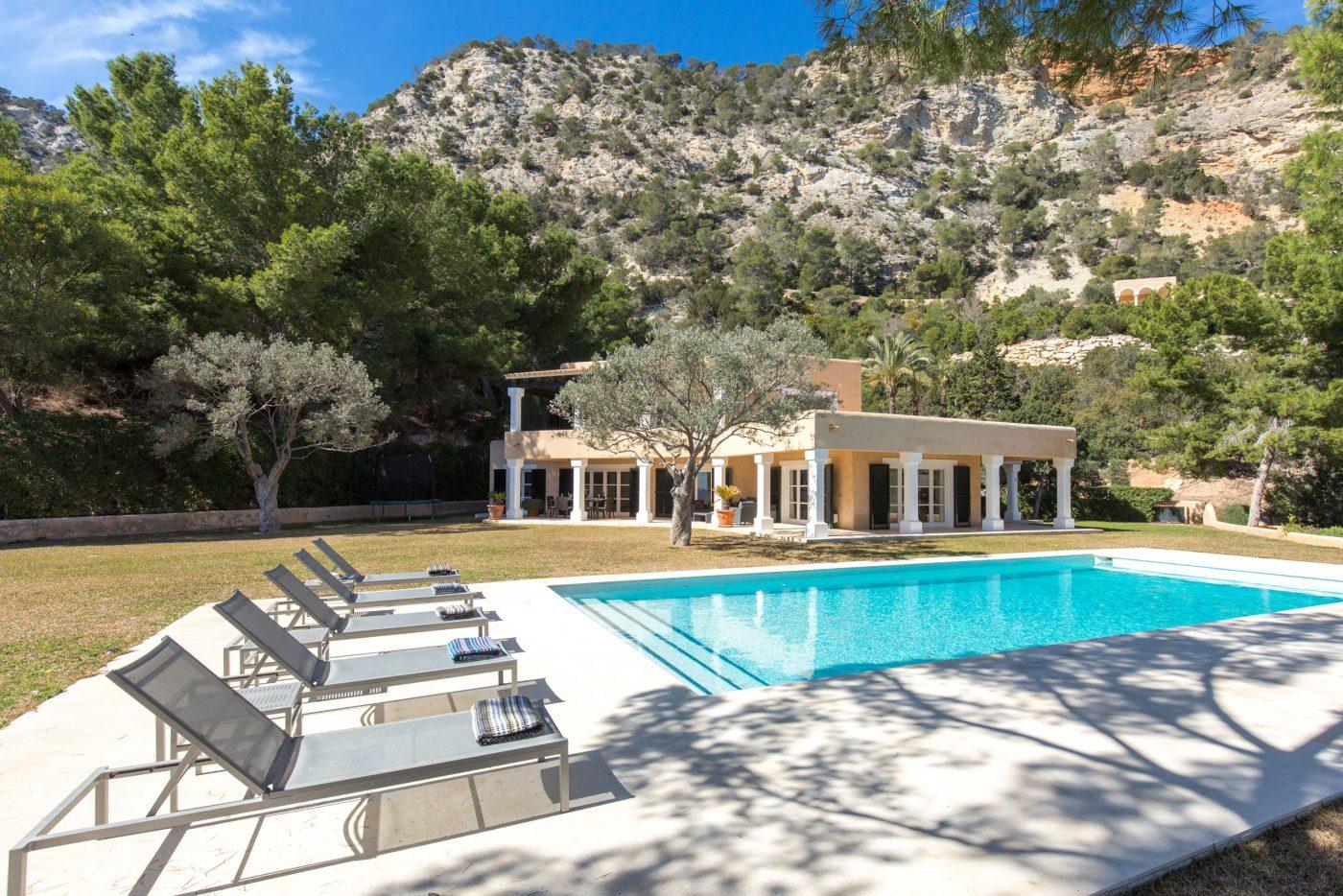 Casa Gaviota. Ibiza, Spain