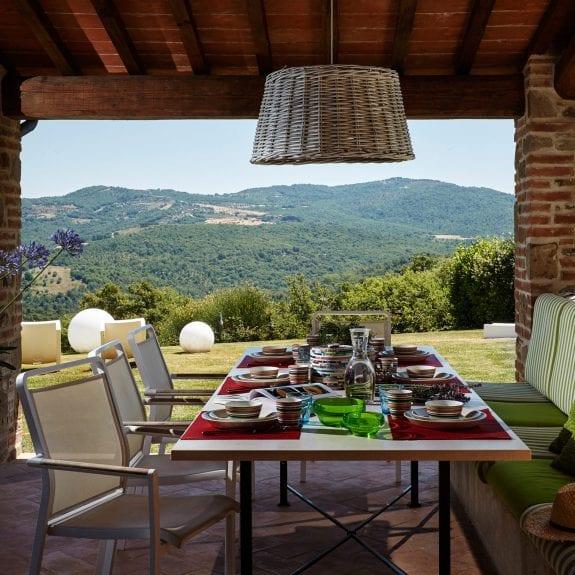 Villa Carlotta, Umbria, Italy