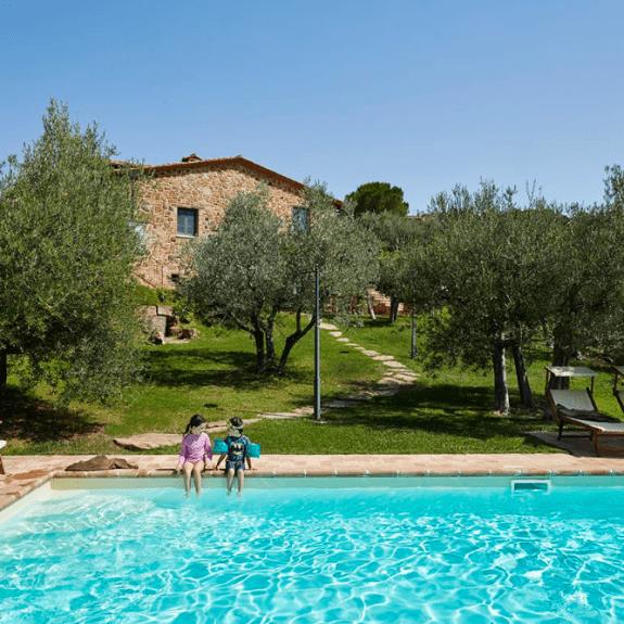 Casa Fiorella villa, Umbria, Italy
