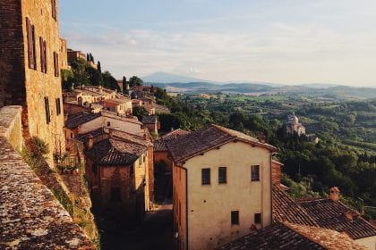 Easter holidays in Umbria, Italy